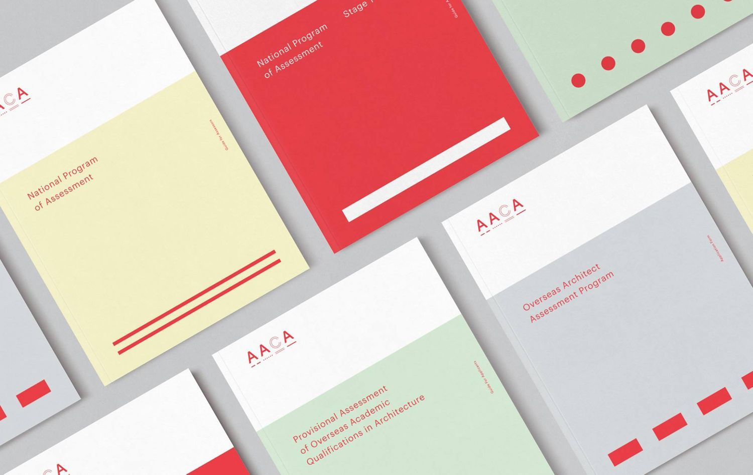 Graphic identity business cards forms and documents by toko for graphic identity business cards forms and documents by toko for architects accreditation council of reheart Images