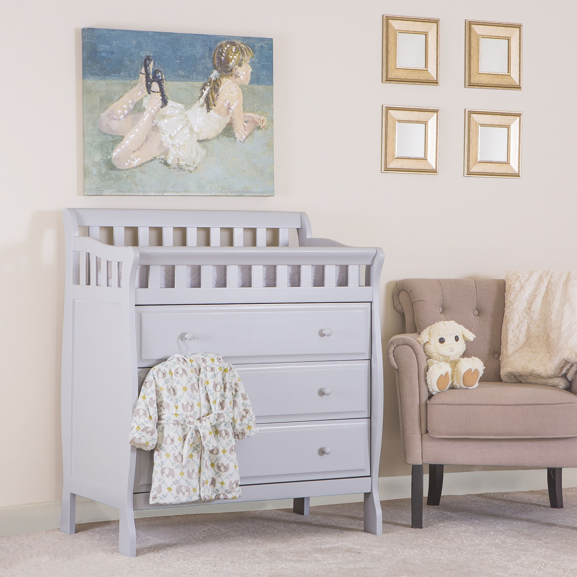 changing product overstock home garden children dresser signature shipping grey delta today drawer epic free table