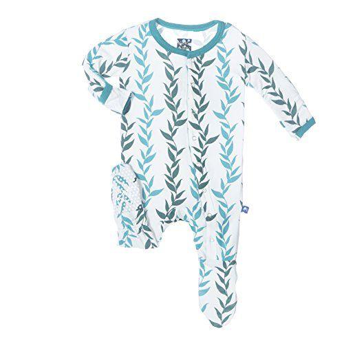262dfd426 Baby Boy Clothes KicKee Pants Baby Boys Print Footie Prd-kpf173-nswd,  Natural