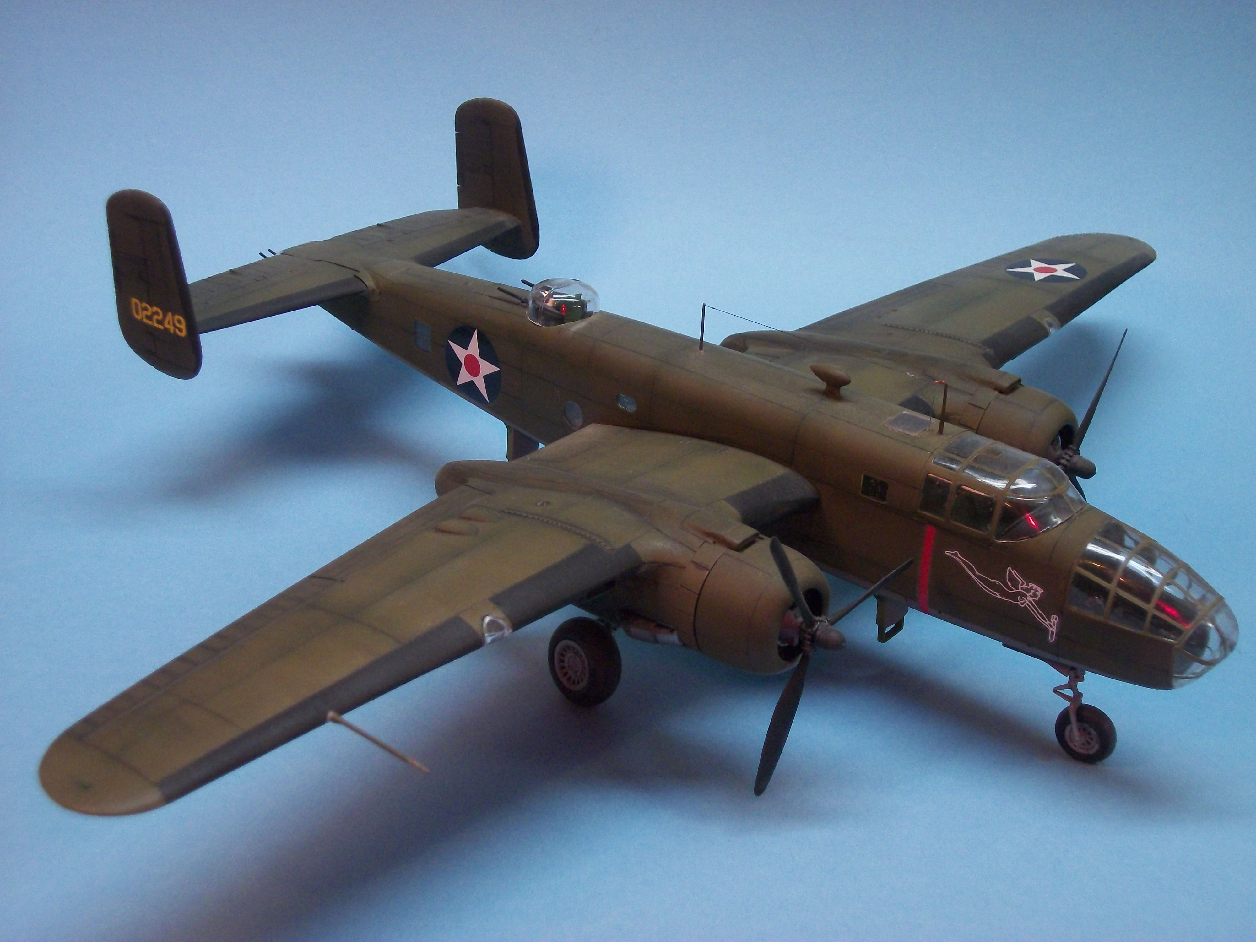 1 48 scale b25 mitchell wwii us army bomber doolittle raid 1 48 scale b25 mitchell wwii us army bomber doolittle raid