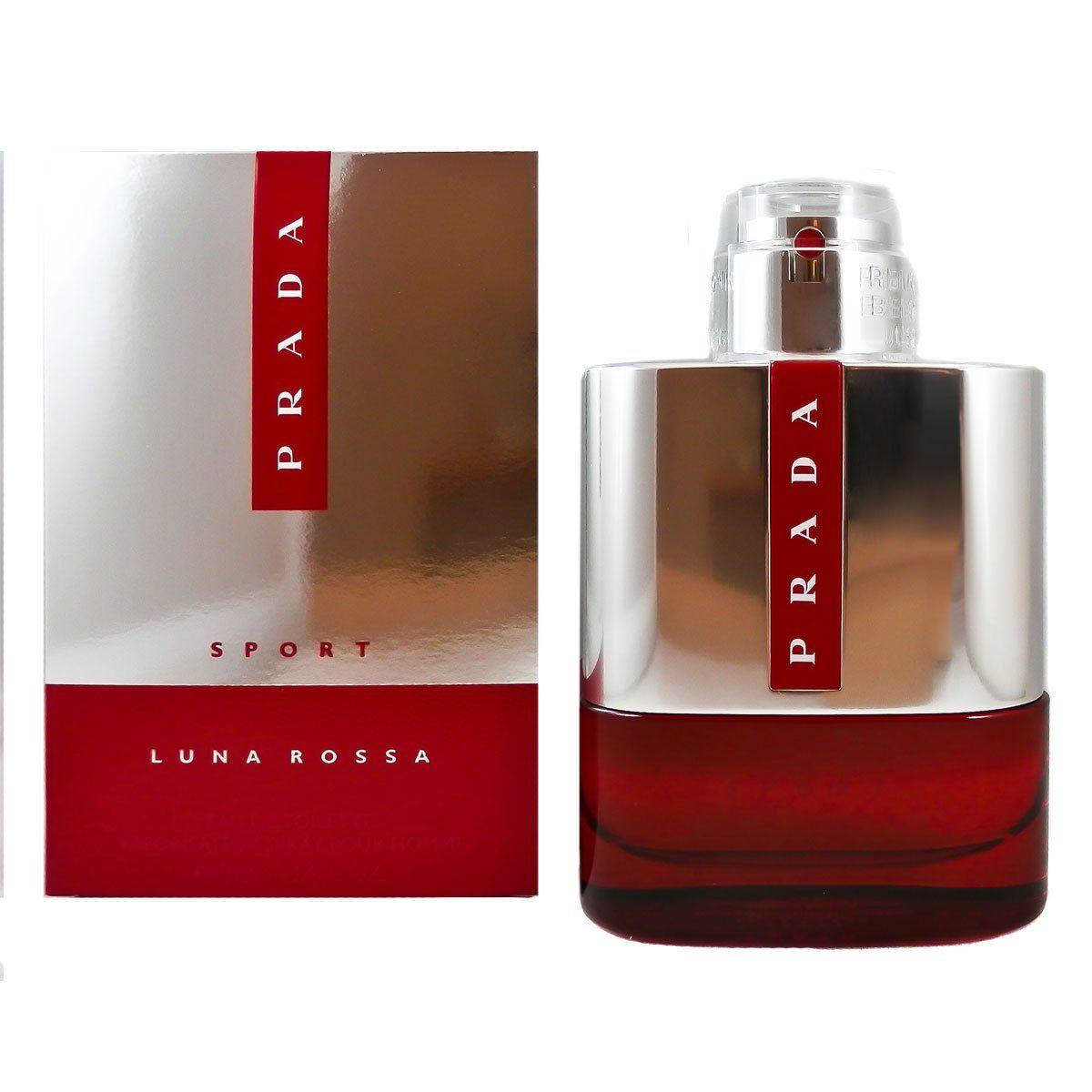 Prada Luna Rossa Sport eau de toilette Perfumes para