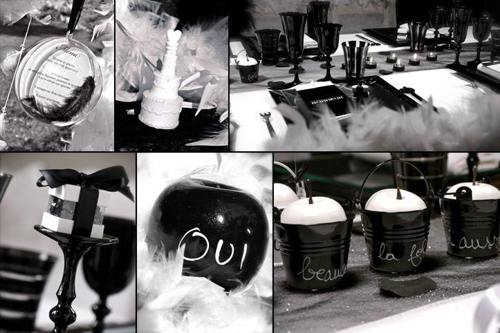 Très Décoration d'ambiance : Oui en Noir & Blanc sur e-options.net  BC66
