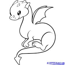 Resultat De Recherche D Images Pour Easy To Draw Baby Dragons