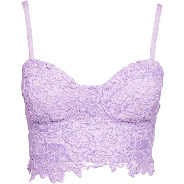cd1286d0cd0 Nly One Bustier Lace Top Lace Bustier