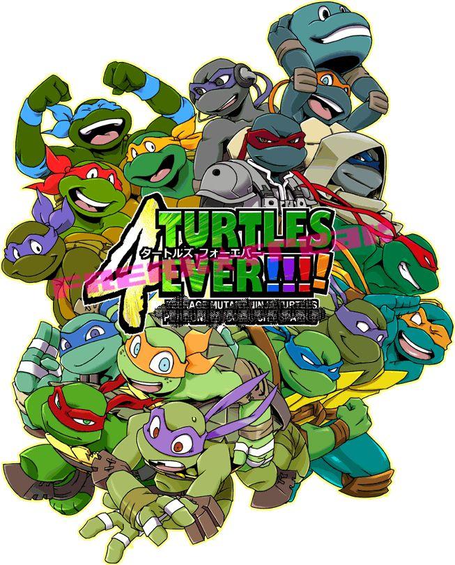 Turtles 4 Ever Tmnt Pinterest Teenage Mutant Ninja Turtles