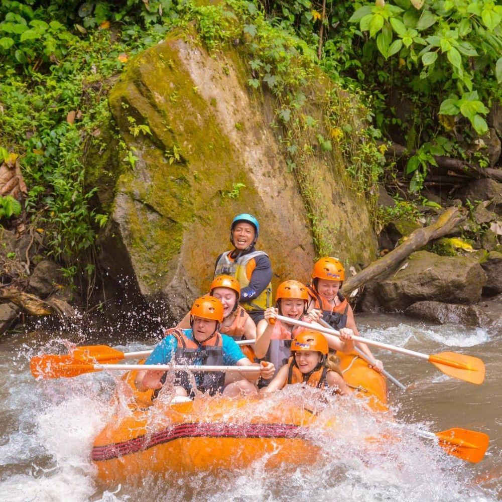 Ayung Rafting Ubud River Rafting Rafting Bali Packages