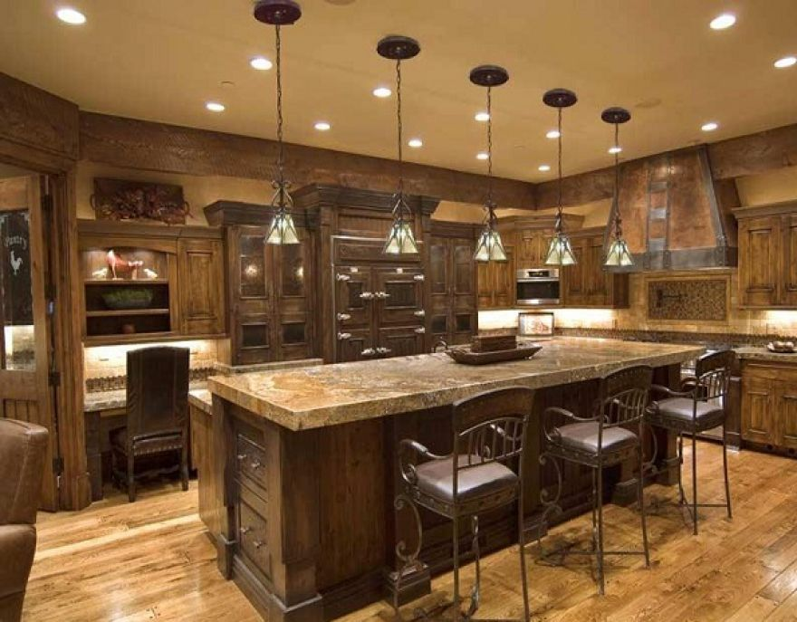 To Make A Big Difference Quickly Replace Switches With Dimmers Rustic Kitchen Lighting Rustic Kitchen Design Rustic Pendant Lighting Kitchen