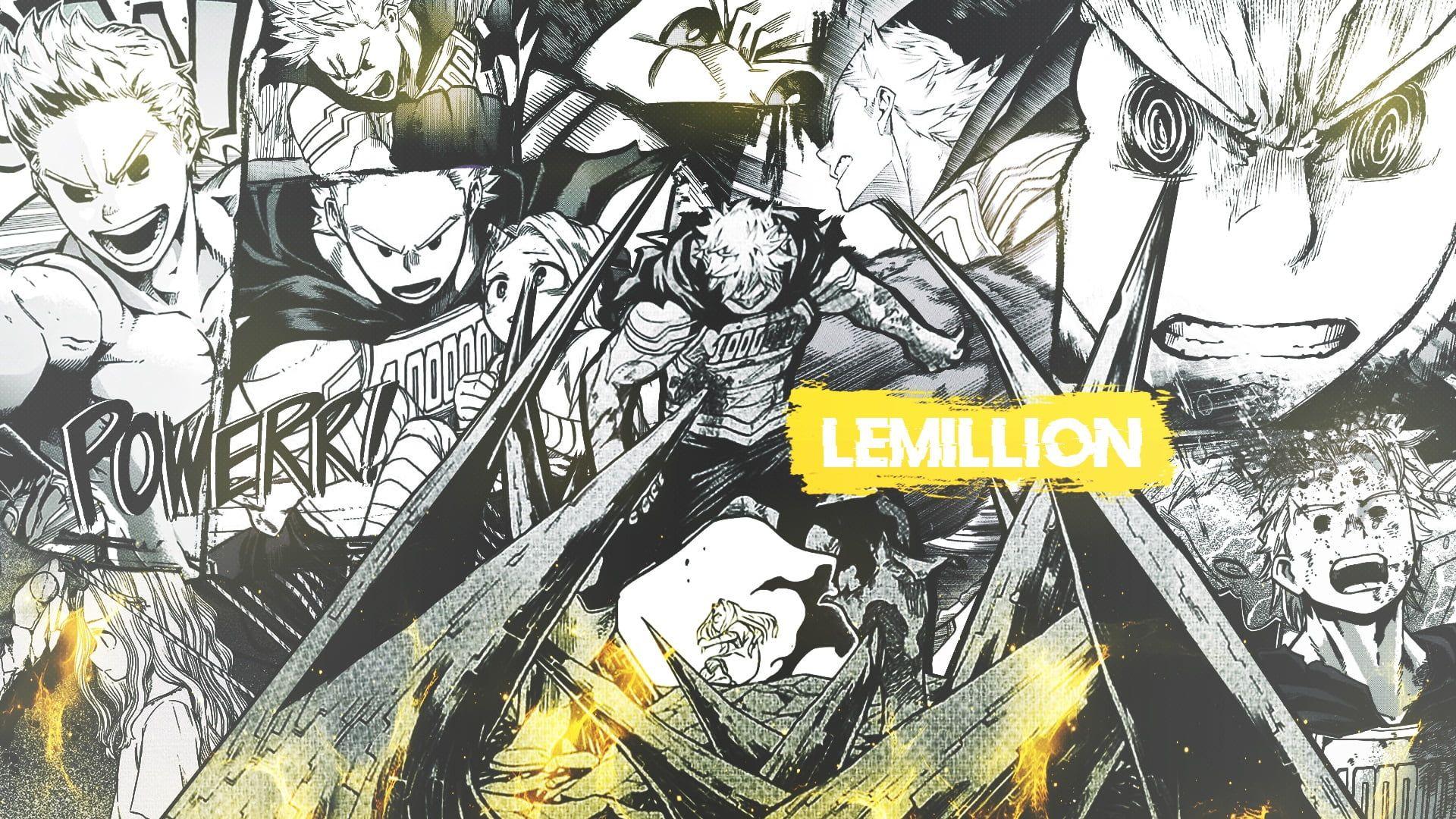 Anime My Hero Academia Lemillion My Hero Academia Mirio Togata