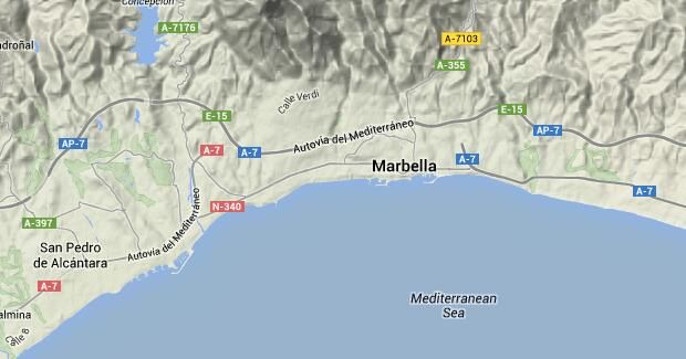 The best cycling routes in Marbella Andalusia Travel