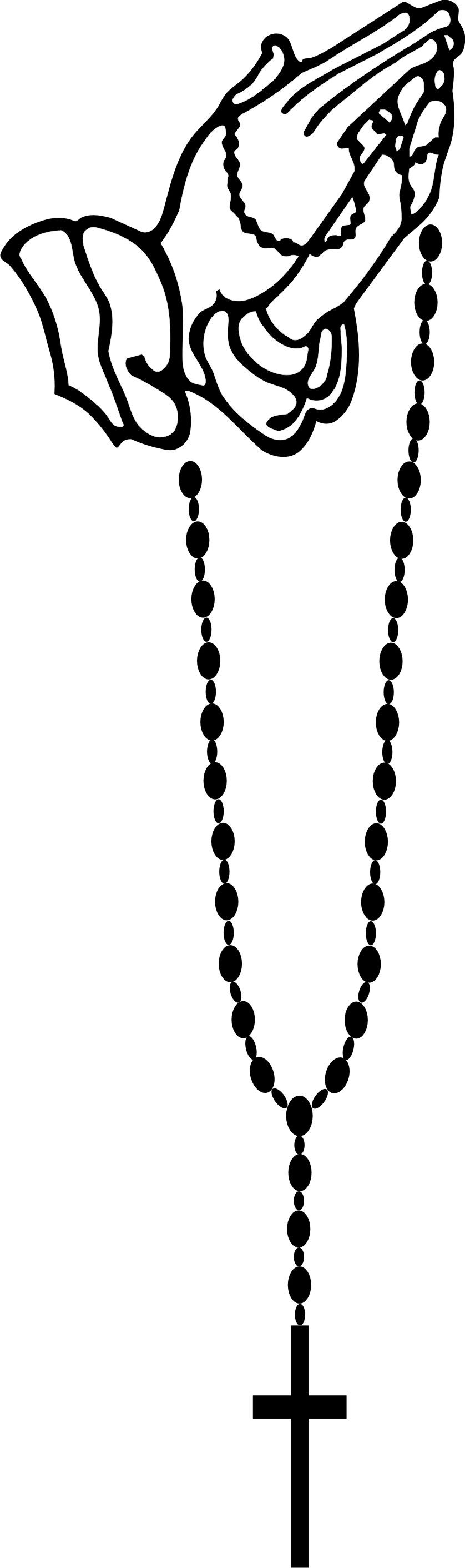Rosary Clip Art Clip Art Free Clip Art Ribbon Clipart