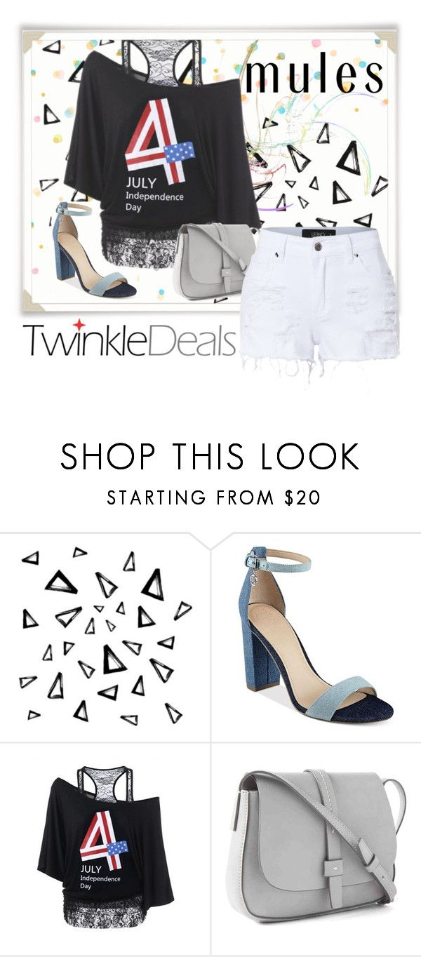 """""""Vogue"""" by vallyk ❤ liked on Polyvore featuring Nika, GUESS, Gap, LE3NO and twinkledeals"""