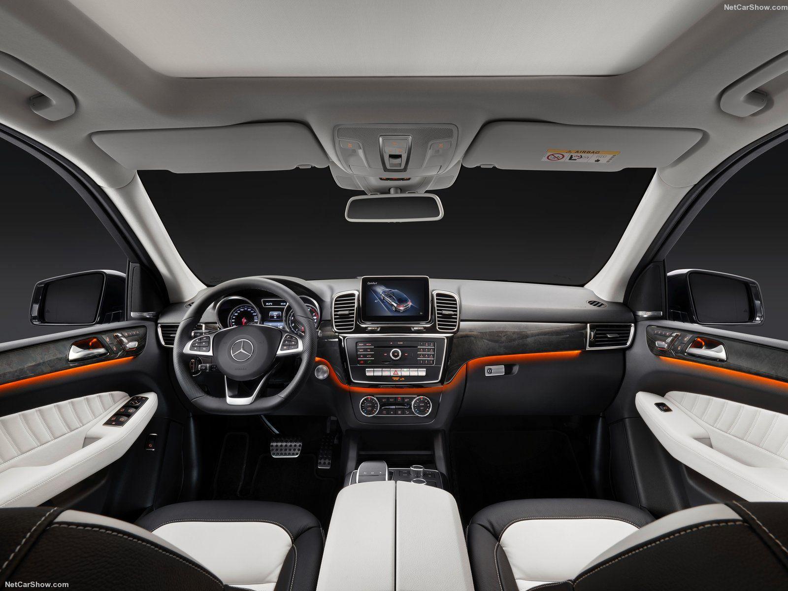 Gle Class Interior Mercedes Benz Gle Mercedes Benz Mercedes