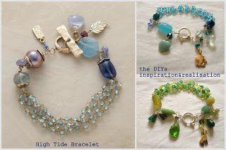 inspiration and realisation: DIY fashion blog: *bracelets*