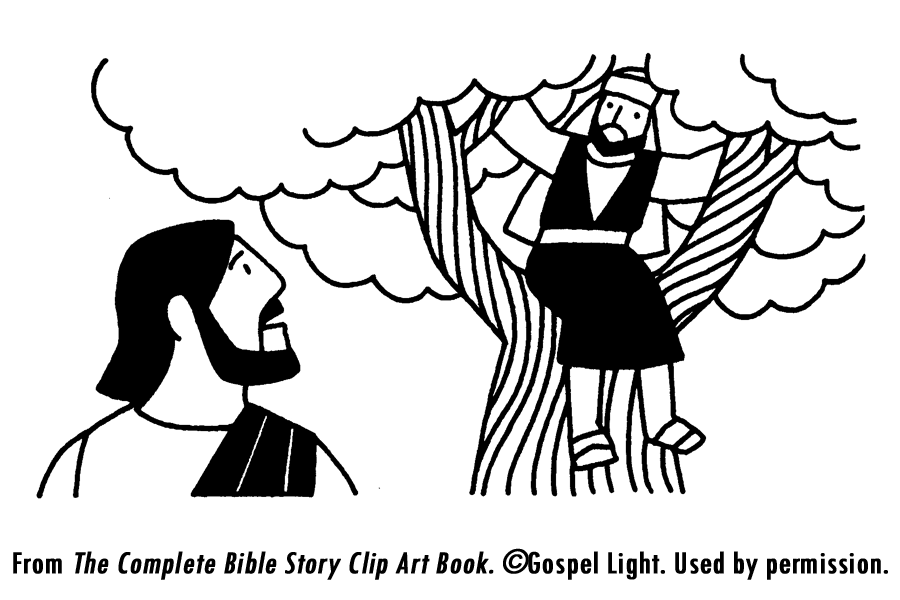 Zacchaeus Meets Jesus Teaching Resources