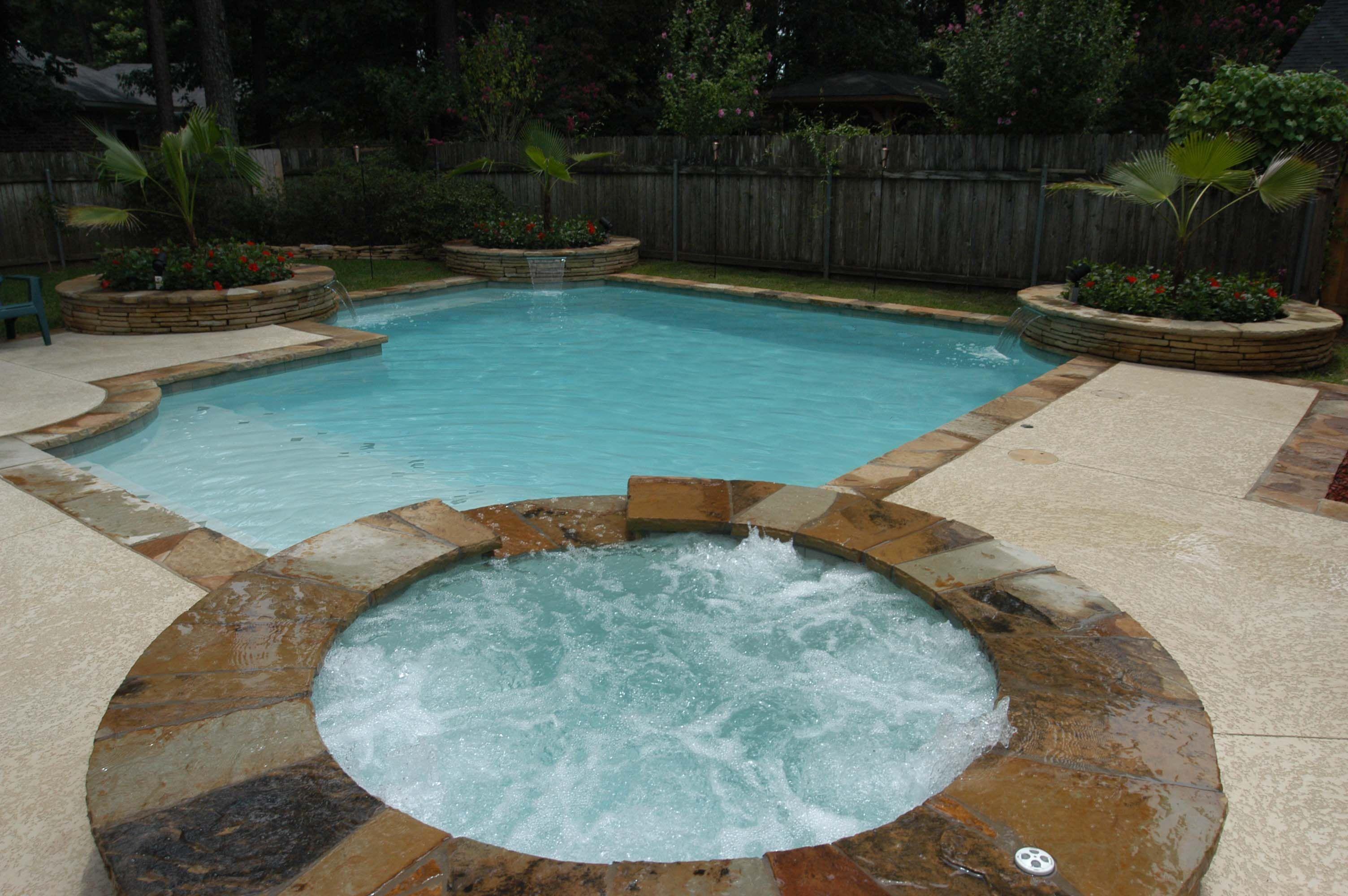 bossier city pool design shreveport pool construction classic