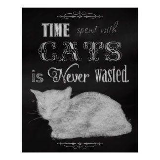 cat chalkboard art - Google Search