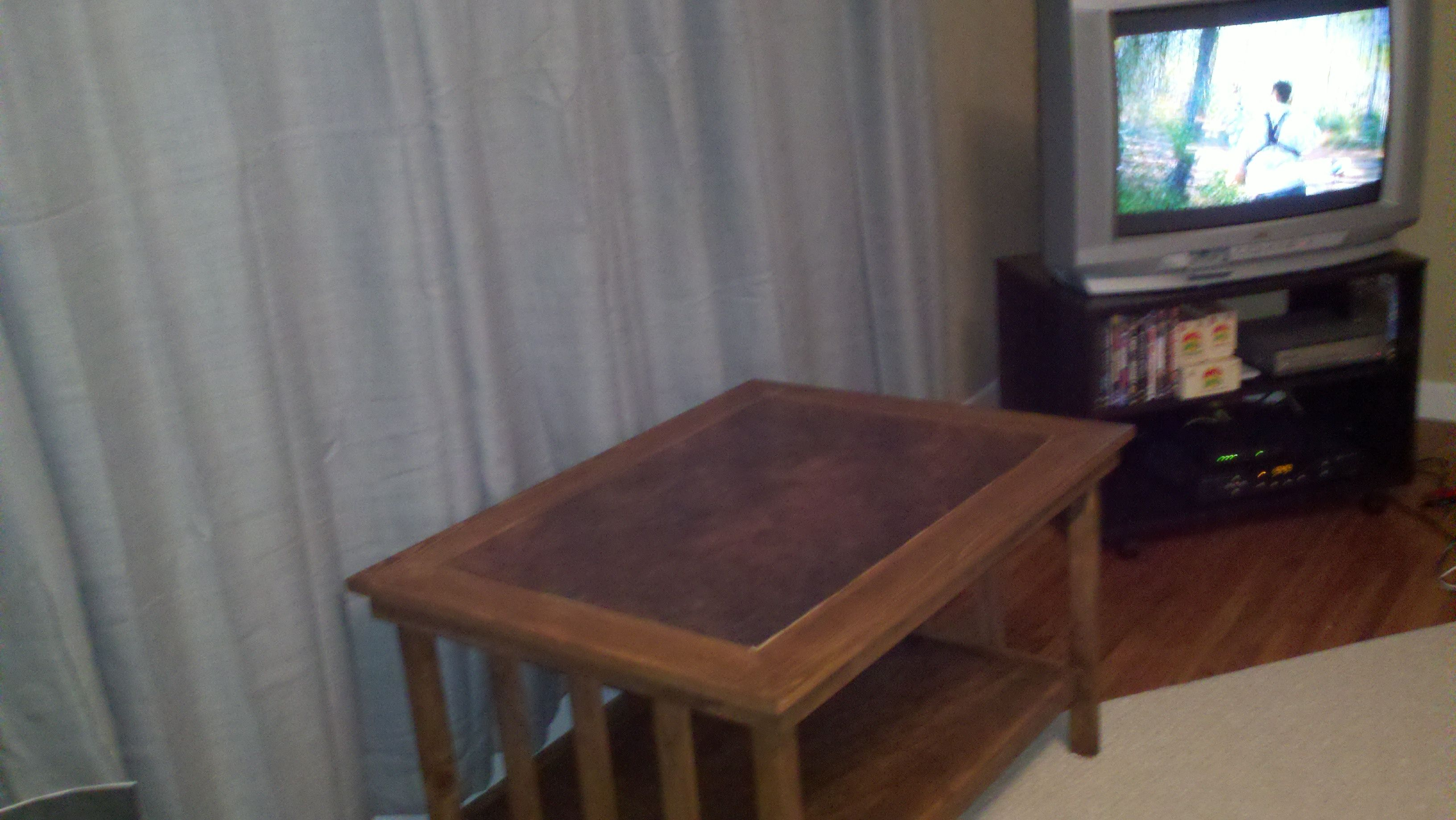 Coffee Table with Formica counter-top insert