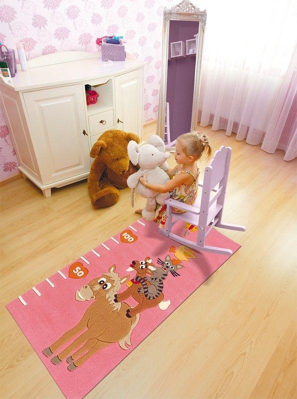 Tapis Kids Line ~ Kids Rose Joy - Arte Espina