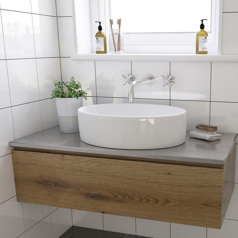 Mode Hardy Countertop Basin 505mm In 2020 Countertop Basin Sink