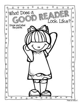 Interactive Reading Response Journal {First Grade