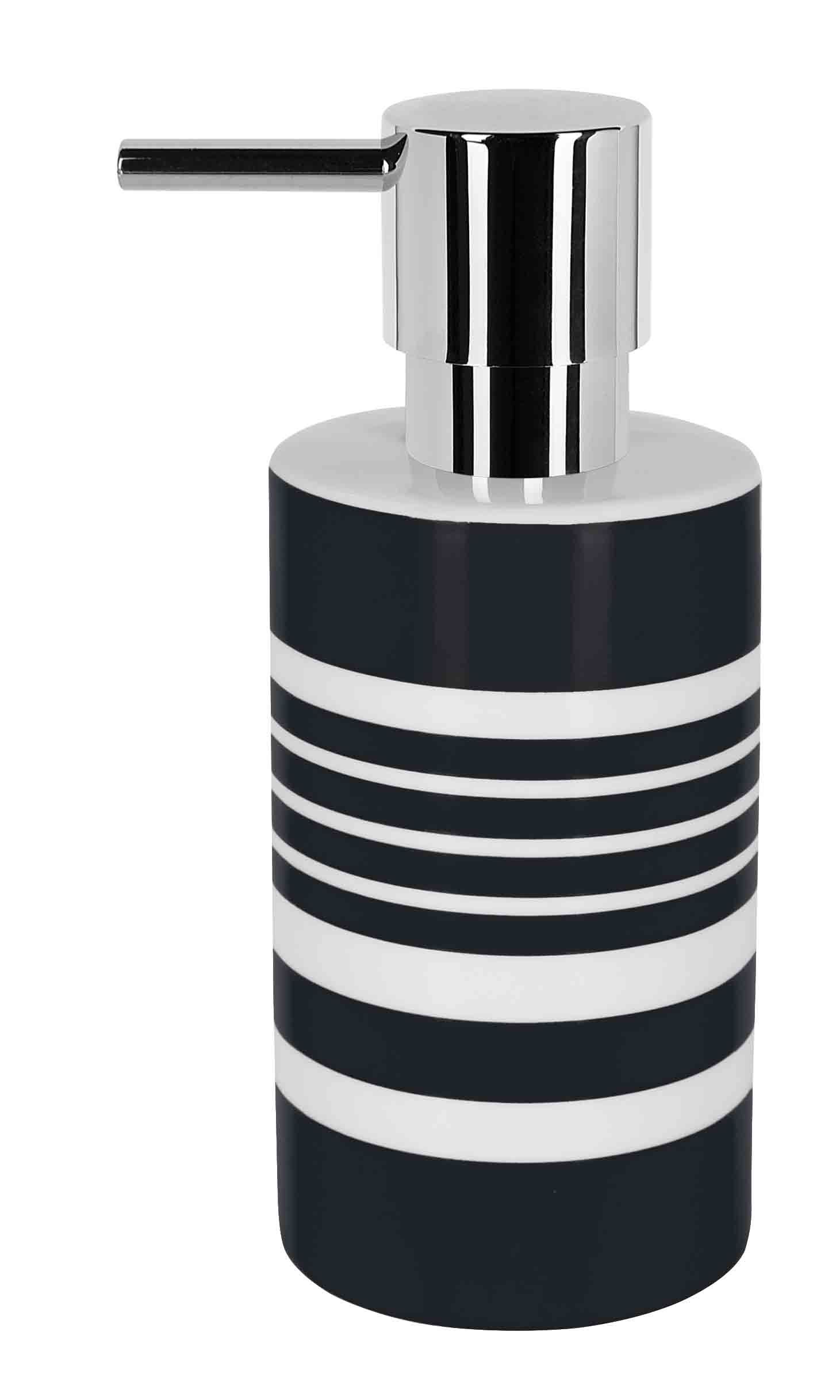 Spirella Black Tube Soap Dispenser | School Projects | Pinterest