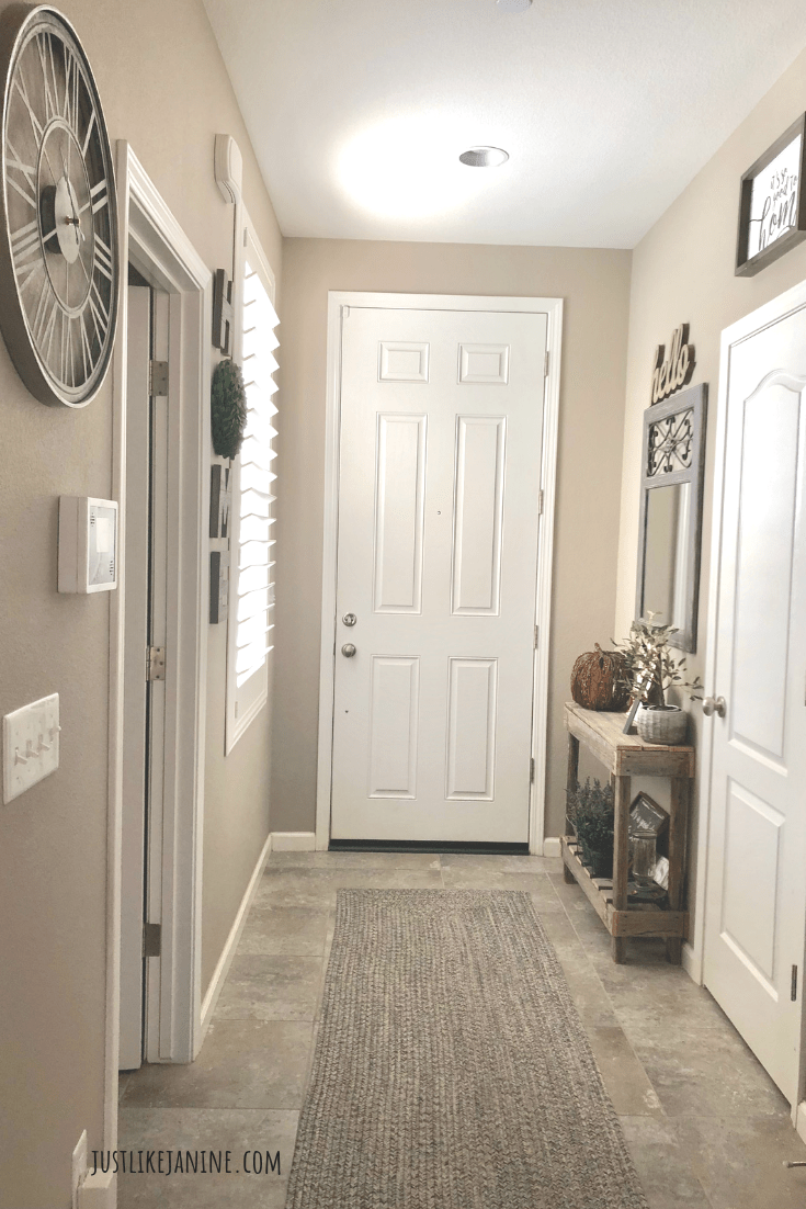 Entryway Ideas For The Small And Narrow With Images Home