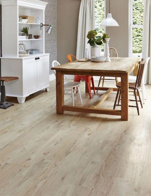 Family Light Wooden Vinyl Floor For You Vinyl Flooring Kitchen
