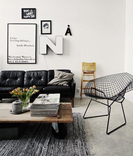 Industrial Home Design Endüstriyel Ev Tasarımları