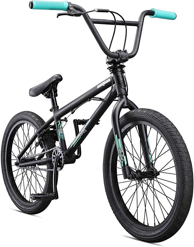 Amazon Com Mongoose Legion L10 Freestyle Bmx Bike For Beginner