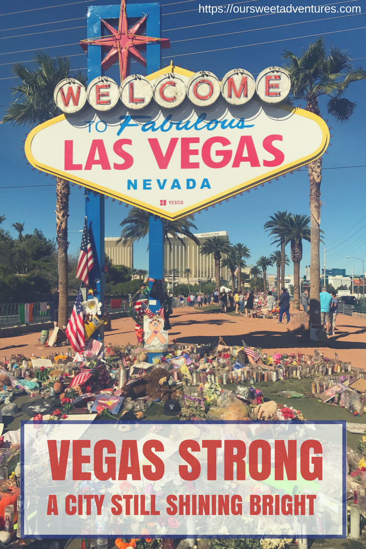 Vegas Strong It Is A Shame That It Takes A Tragic Event To Bring