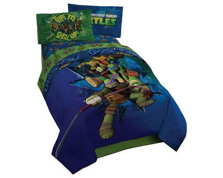 Teenage Mutant Ninja Turtles Comforter Available From Walmart Canada Find Home Pets Online A With Images Turtle Bedroom Ninja Turtle Bedroom Ninja Turtle Room