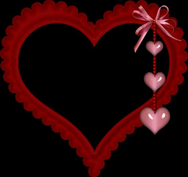 Heart Frames For Pictures love heart frames - Go...