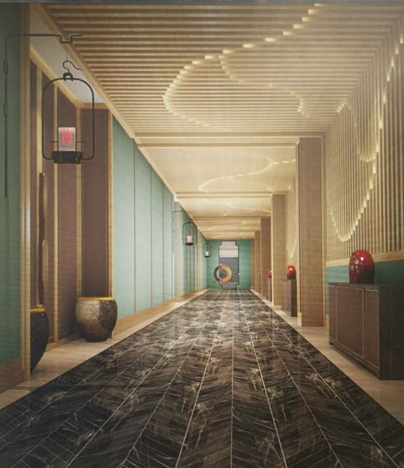 Corridor Design: Hotel Hallway, Corridor Design, Lobby