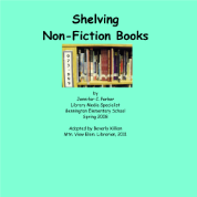 Shelving Nonfiction books in the library