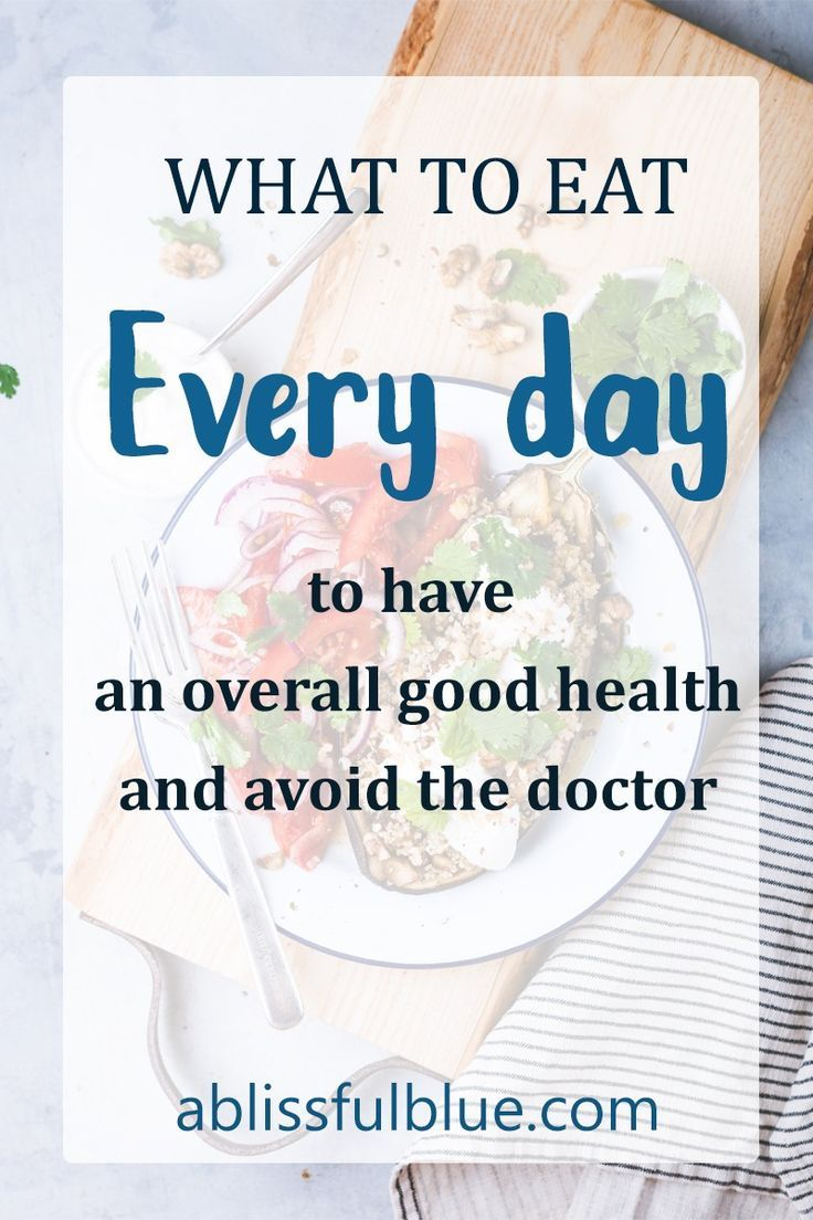 9 Foods To Eat Everyday For A Better Health Foods to eat