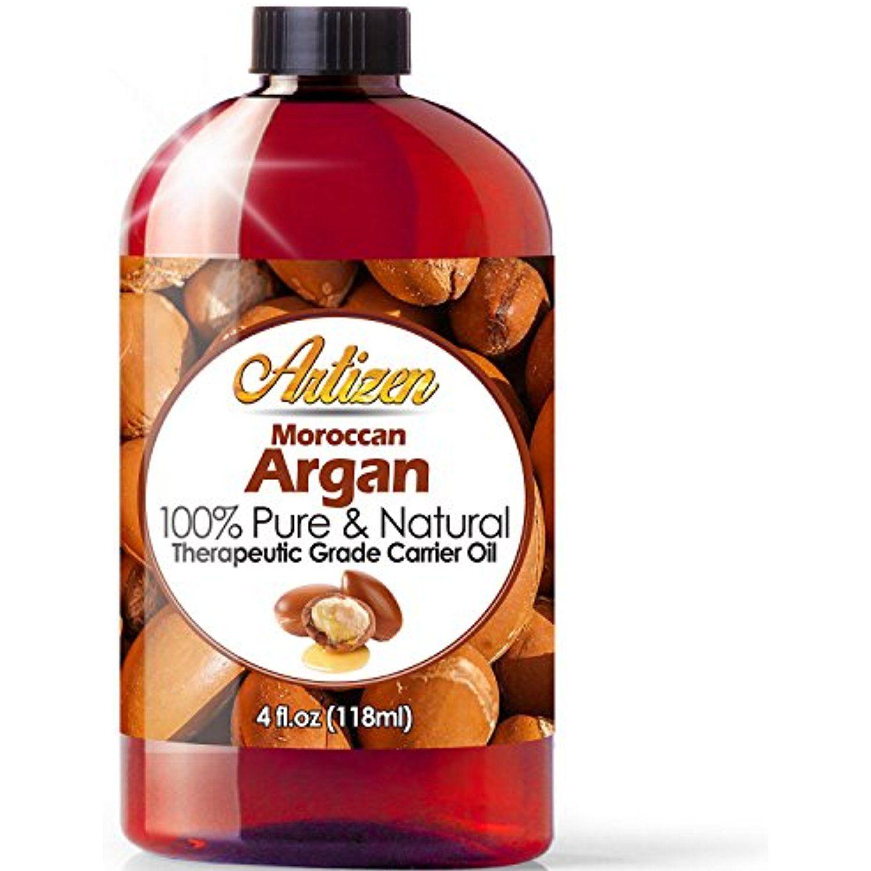 Moroccan Argan Oil 4 Ounce Bottle (100 PURE Fragrance