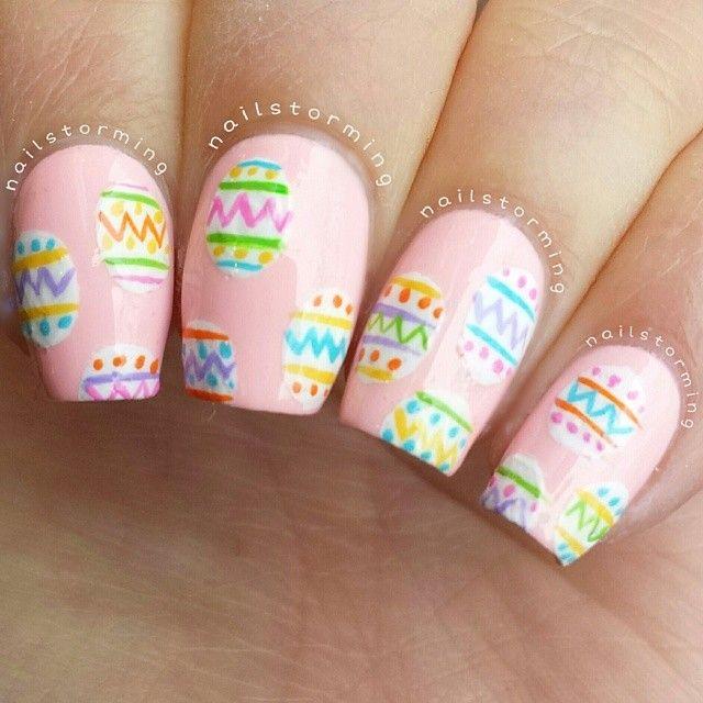nailstorming easter #nail #nails #nailart | kids | Pinterest | Uñas ...