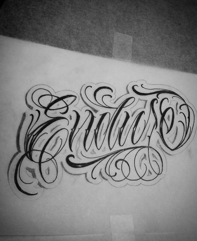 Tattoo Verb: En•dure Verb, Suffer (something Painful Or Difficult