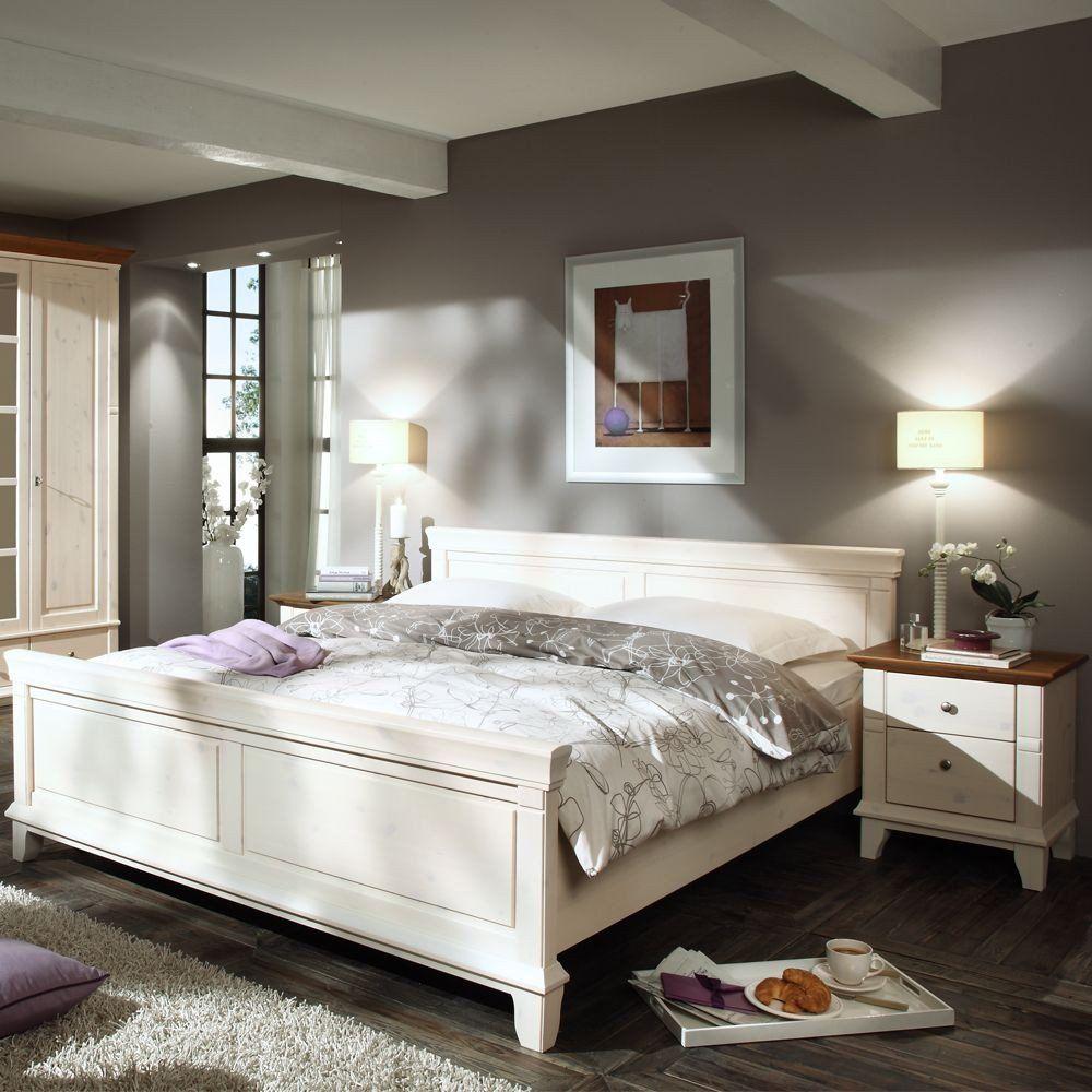Komplett Schlafzimmer In Weiß Emura Schlafzimmer Kaufen
