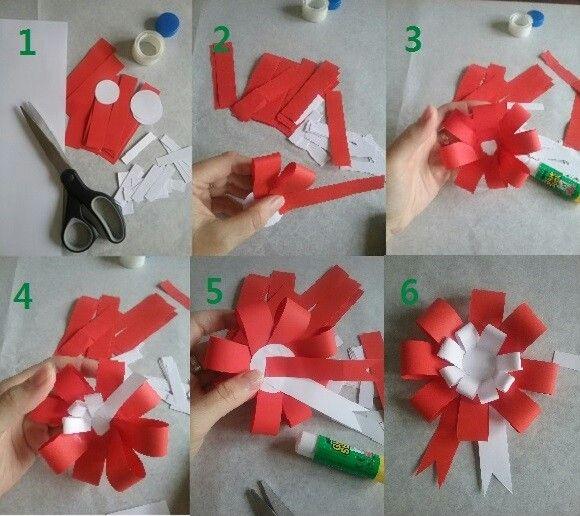 Pin By Natalia O Ska On Technika Paper Crafts Diy Tutorials Paper Crafts Diy Paper Flowers
