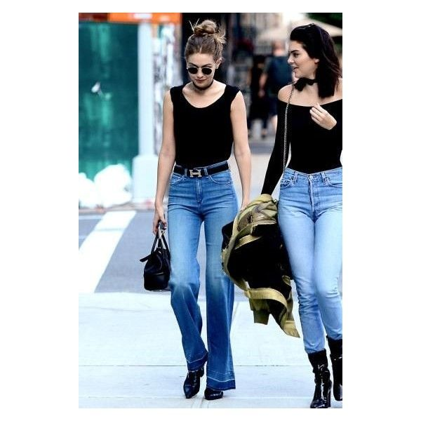 Gigi Hadid New York City June 21, 2016 ❤ liked on Polyvore featuring accessories