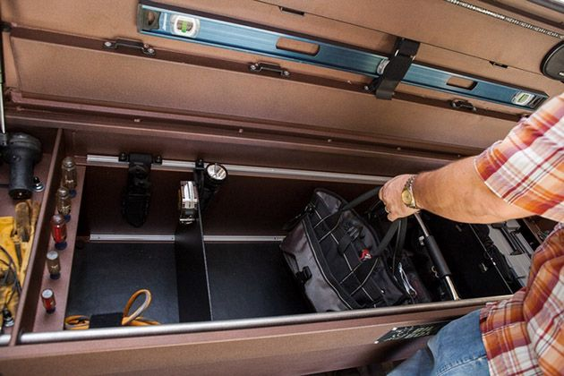 billy box truck bed tool box 3 | organization ideas | pinterest
