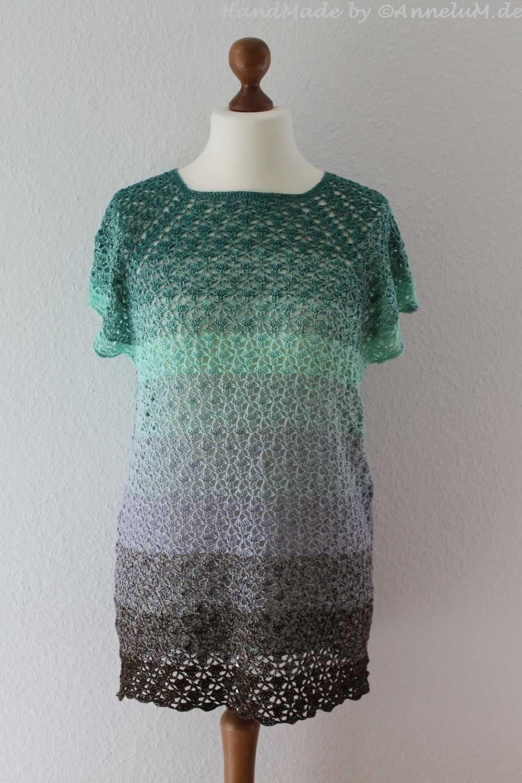 Tunika Tasco Light Handmade By Annelumde Pinterest Crochet
