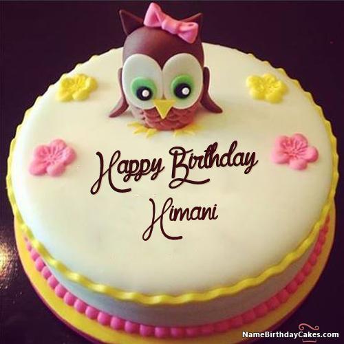 himani name birthday
