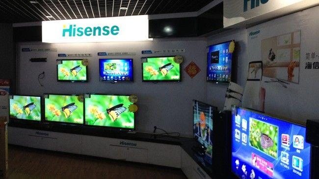 Hisense Anuncia La Compra De La Division De Televisores De Toshiba