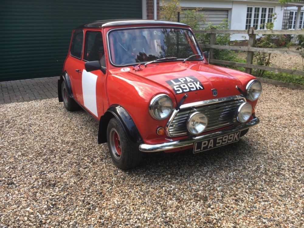 eBay Classic Historic Rally Car classiccars cars