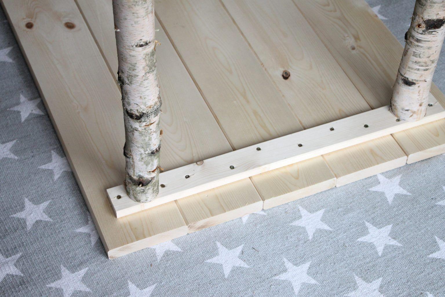 Scandi-Schreibtisch selber bauen: Anleitung für einen gemütlichen Arbeitsplatz im Schlafzimmer – Lavendelblog