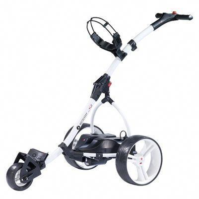 Motocaddy S1 Digital - Lithium Battery Electric Golf Caddy