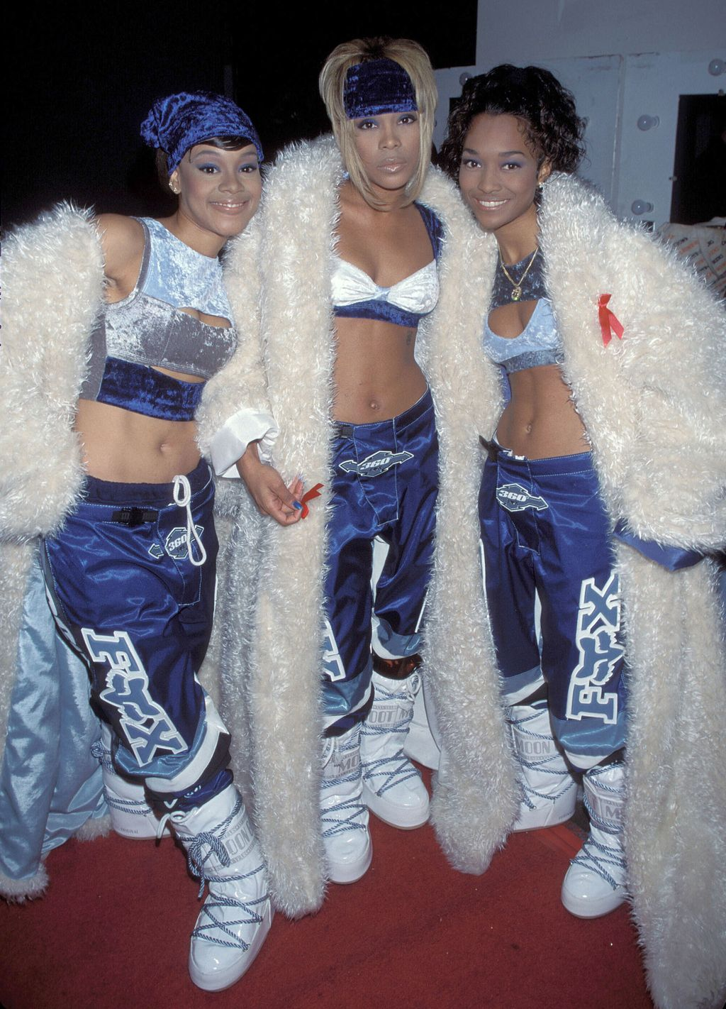 12 Times Tlc Redefined Fashion In The 90s