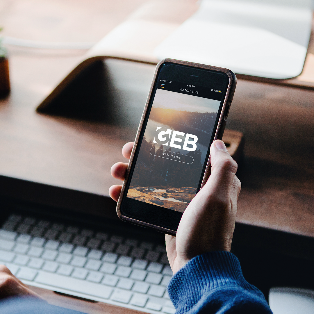 Check out the updated GEB App! Take the network that helps
